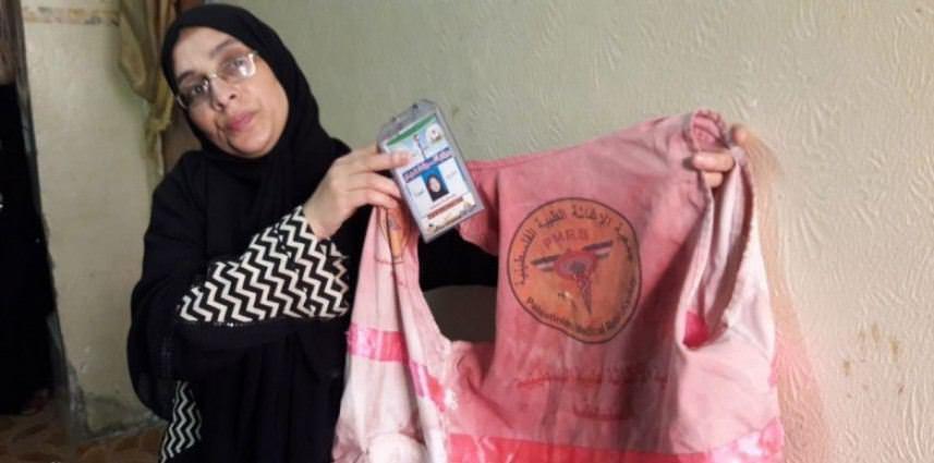 نتائج تحقيق جيش العدو في حادثة استشهاد رزان النجار كما يزعم