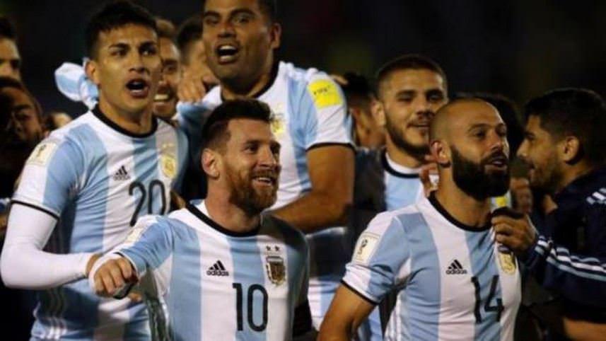 الهيئة الوطنية لمسيرات العودة تثمن قرار منتخب الأرجنتين