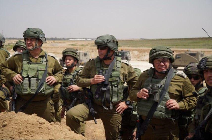 """العدو يضاعف قواته بحدود غزة والقدس استعدادا لـ""""مليونية القدس"""""""