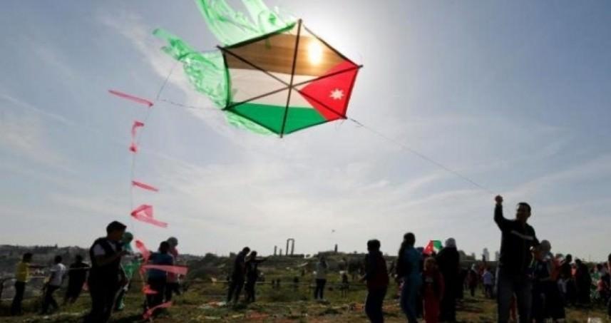 الطائرات الورقية من غزة || صداع جديد في رأس العدو