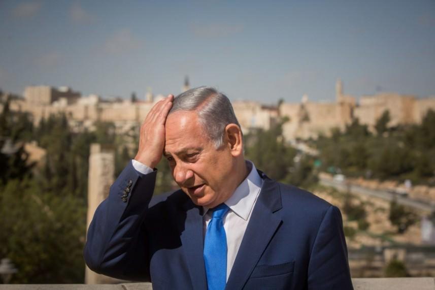 هذا هو شرط نتنياهو لإقامة دولة فلسطينية