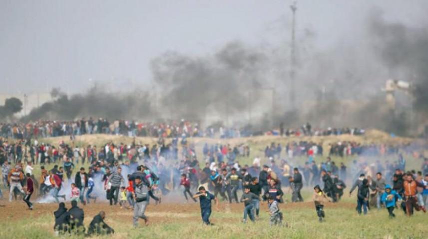 هيومن رايتس ووتش || استخدام إسرائيل القوة القاتلة بغزة قد يرقى لجرائم حرب