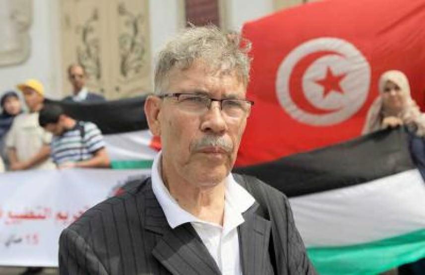 رئيس الهيئة الوطنية لدعم المقاومة العربية ومناهضة التطبيع د. أحمد الكحلاوي