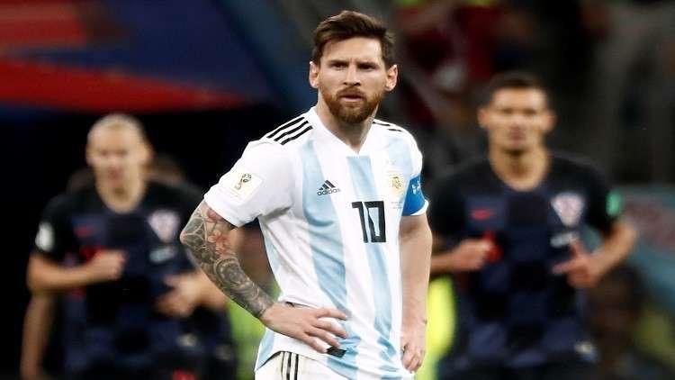 ازدياد فرص تأهل الأرجنتين الجريحة للدور الثاني بعد فوز نيجيريا