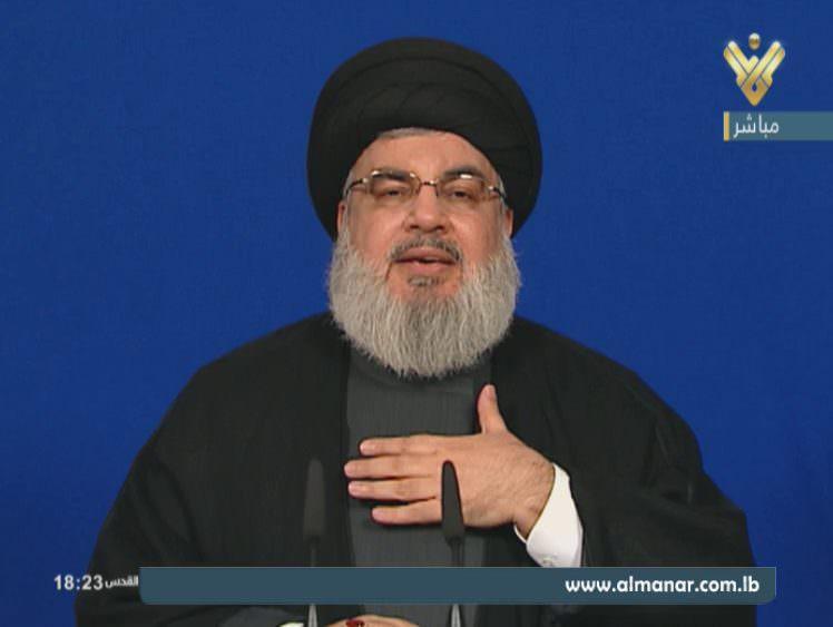 السيد نصر الله || لأوسع تمثيل حكومي.. ونحن امام انتصار كبير جنوب سوريا