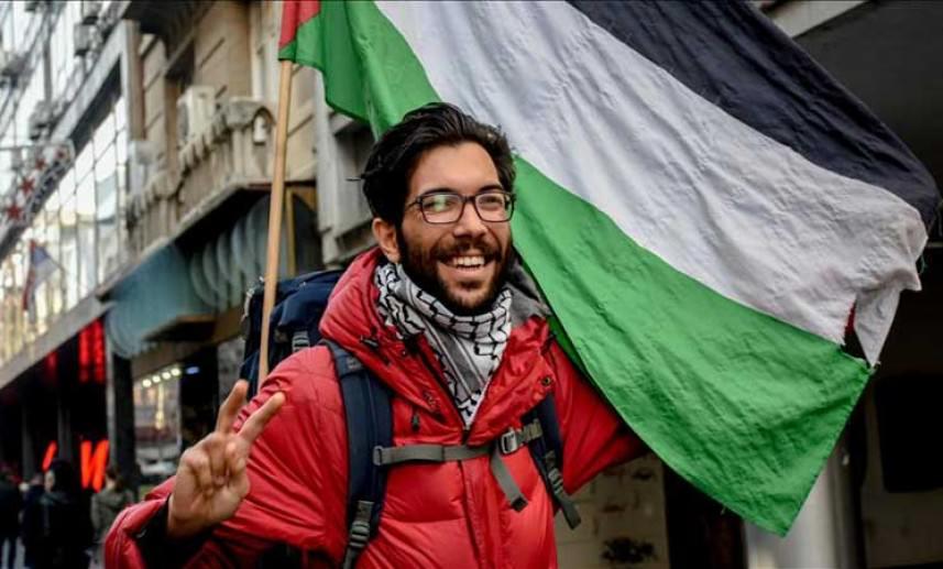 إسرائيل تُلاحق المتضامنين مع الفلسطينيين || إنهم يروون الحقيقة!
