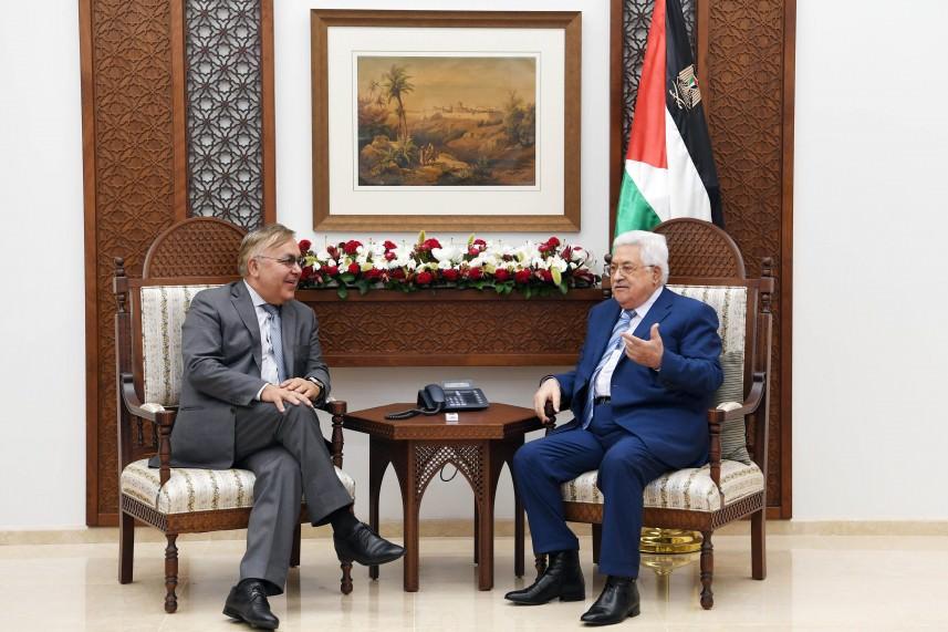 روسيا تبلّغ عباس    فلسطين دولة وعاصمتها القدس الشرقية
