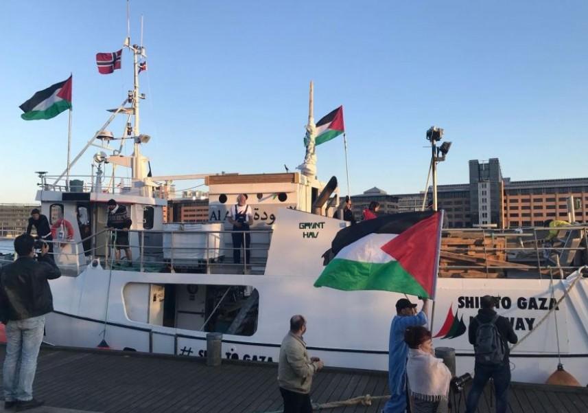 زاهر بيراوي || العدو بدأ بخطوات لشرعنة قرصنة سفن كسر حصار غزة