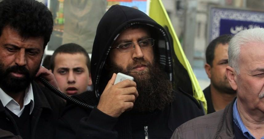 المحكمة الصهيونية تمدد اعتقال الشيخ خضر عدنان للمرة 24