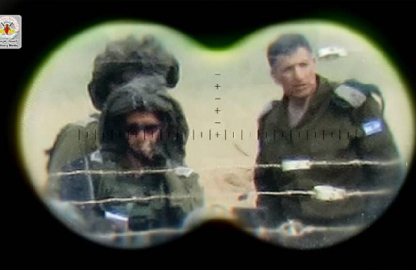 واللا العبري || جيش الاحتلال متخوف من نيران القناصة على حدود غزة