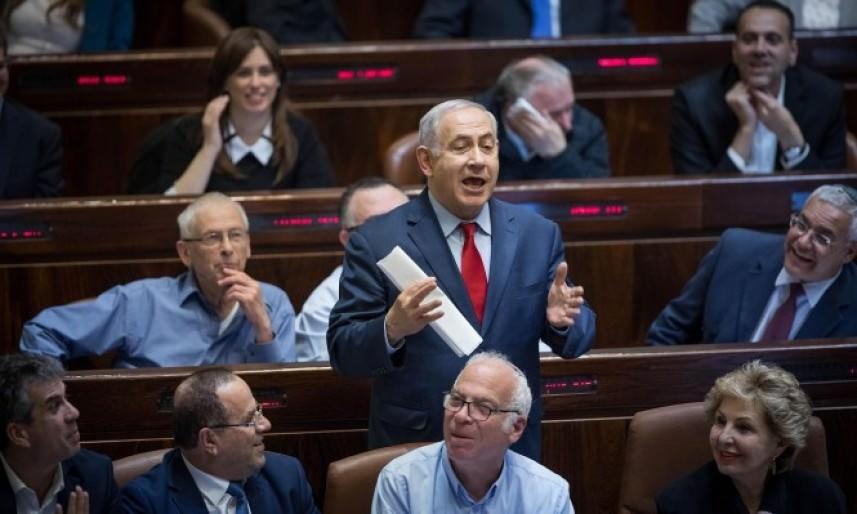 نتنياهو للوزراء    دافعوا عن قانون القومية وإياكم الاعتذار