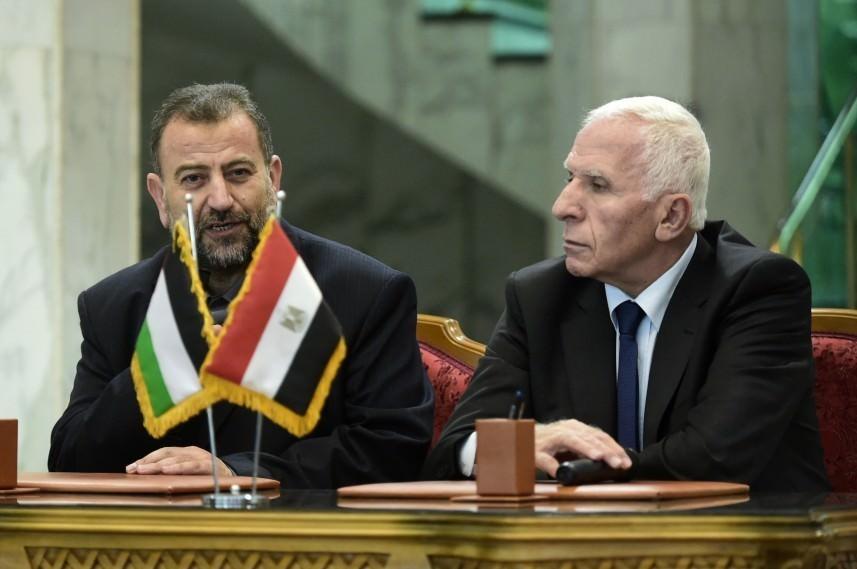 لقاء وطني فلسطيني شامل لبحث آليات تحقيق المصالحة