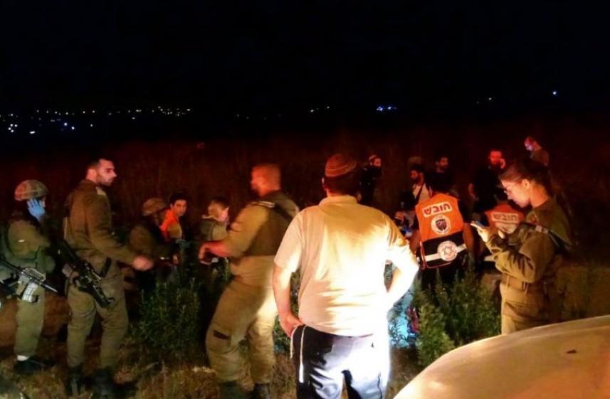 مقتل مستوطنة بعملية دهس غربي نابلس