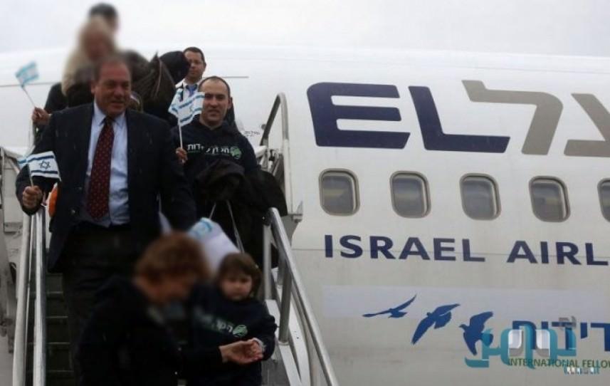 احصائية إسرائيلية || أعداد المغادرين أكثر من المهاجرين إلى الكيان الصهيوني