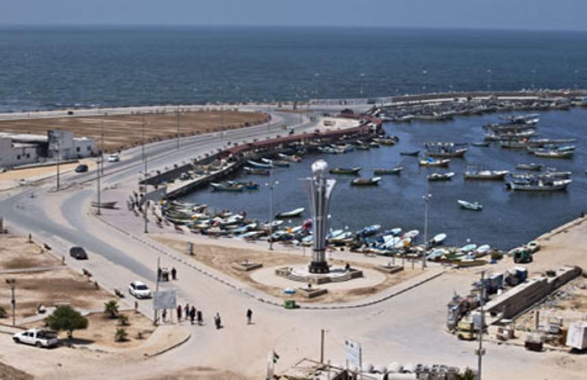سلطات الاحتلال تحدد الخط الأحمر للموافقة على ميناء لقطاع غزة