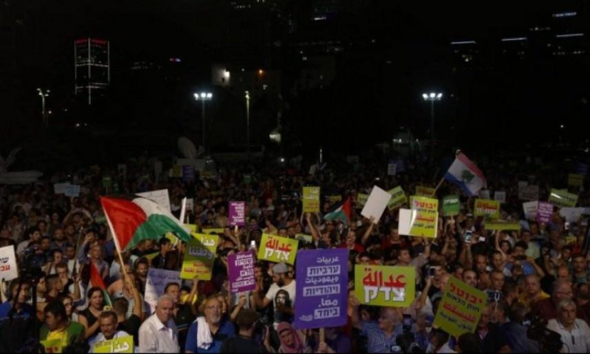 التجمع الديمقراطي يجدد دعوته لمقاطعة جلسات الكنيست والإضراب الشامل