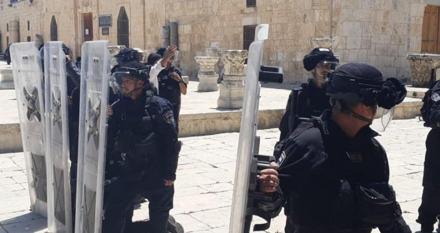 أوقاف القدس تحذر من تداعيات تصرفات الاحتلال بحق الأقصى