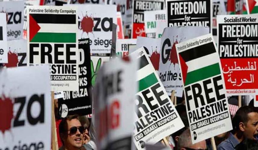 أكثر من 80 منظمة بريطانية تنتقد محاولات إسكات الحديث عن فلسطين