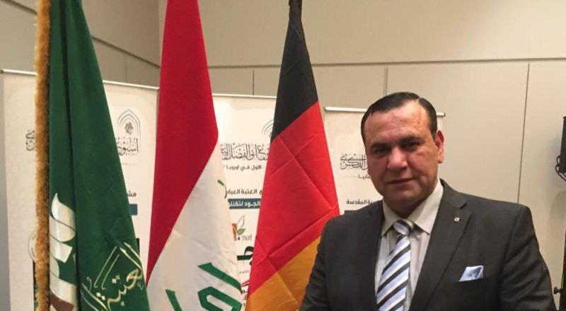 النائب في المانيا عراقي || التعصب هو وراء فشل الحزب المسيحي
