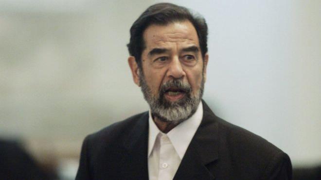 إعدام الرئيس العراقى صدام حسين