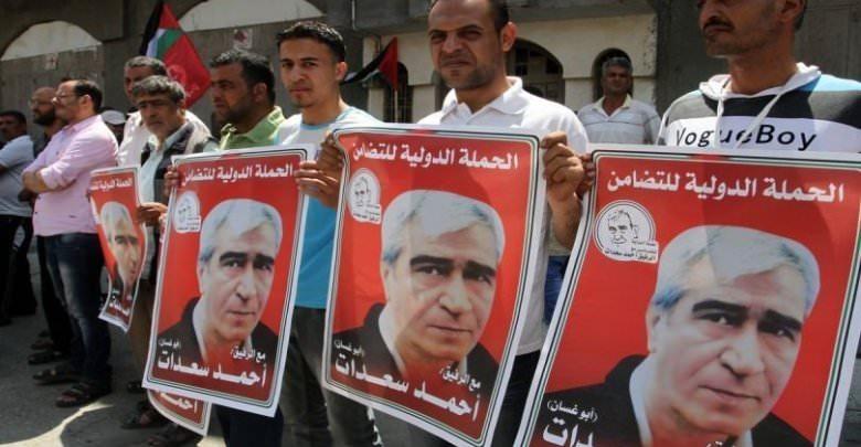 الحملة الدولية تطلق أسبوعًا للتضامن الأممي مع سعدات في الذكرى العاشرة لمحاكمته..