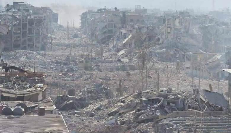 ازالة 70% من الأنقاض من مخيم اليرموك في سوريا