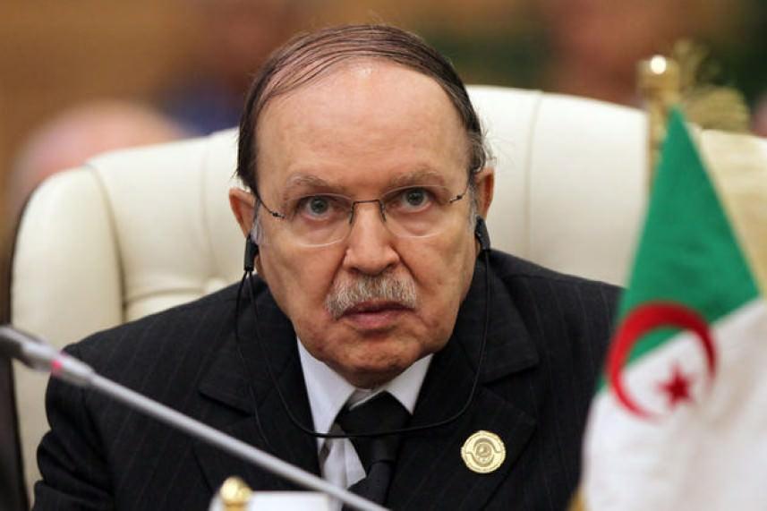 بوتفليقة يجدد دعم الجزائر للقضية الفلسطينية حتى إقامة الدولة المستقلة