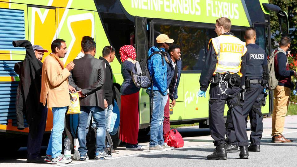 ألمانيا..لاجئو سوريا والعراق وإيران بصدر القائمة بـ 2018