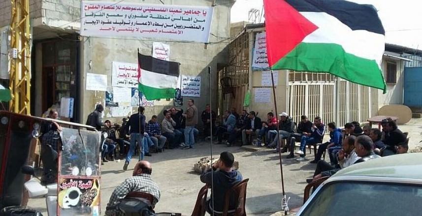 الفصائل واللجان الشعبية الفلسطينية في شمال لبنان || لا يحق لـالأونروا معاقبة أهالي البارد