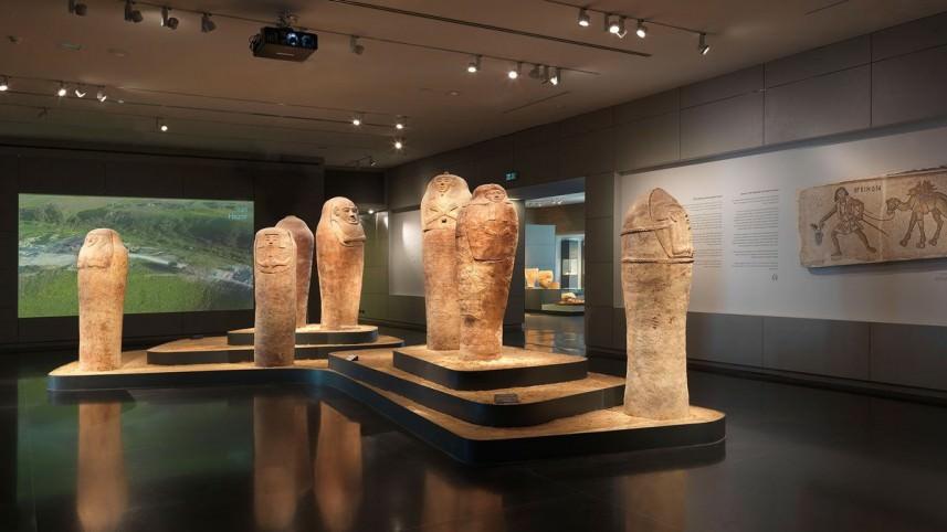 آثار مسروقة من سوريا والعراق في متحف صهيوني