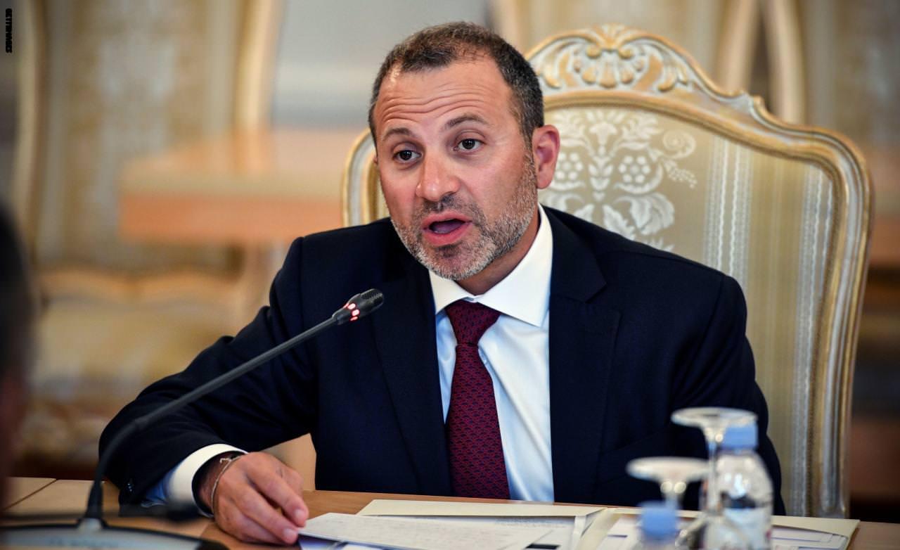 جبران باسيل || النازحون السوريون يهددون وجود لبنان