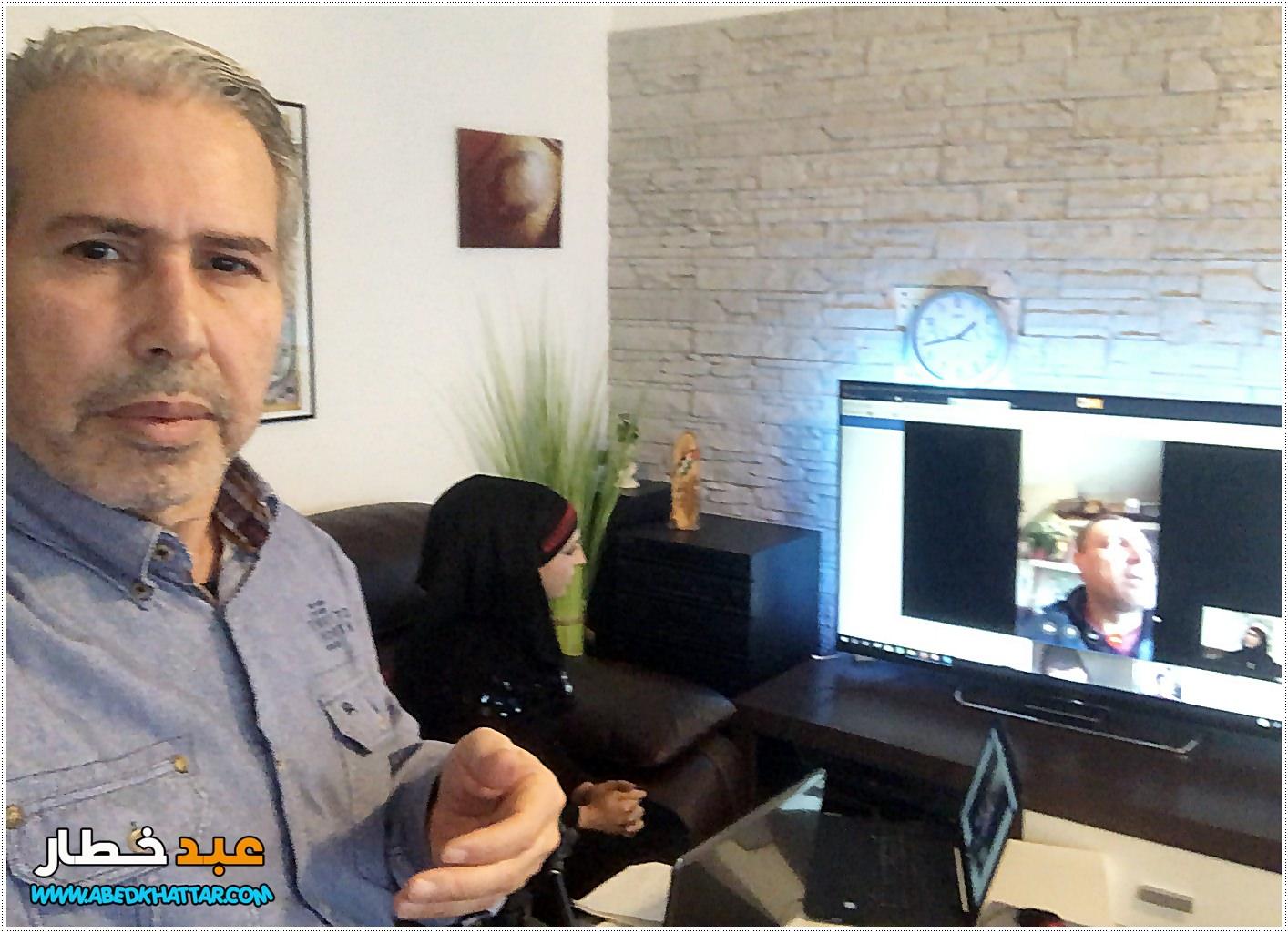بانوراما برلين || لقاء مع فضل الخالدي والد الشهيد ليث الخالدي من فلسطين المحتلة