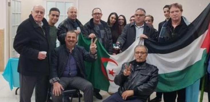 من البيت الفلسطيني ..... اكتشف الجزائر