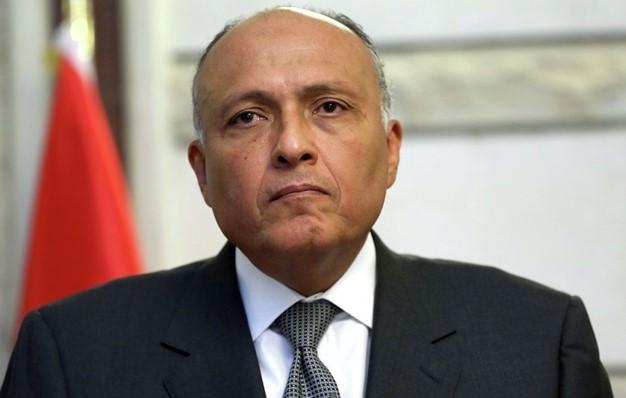 شكري || لا شروط لدى مصر لعودة سوريا إلى الجامعة العربية