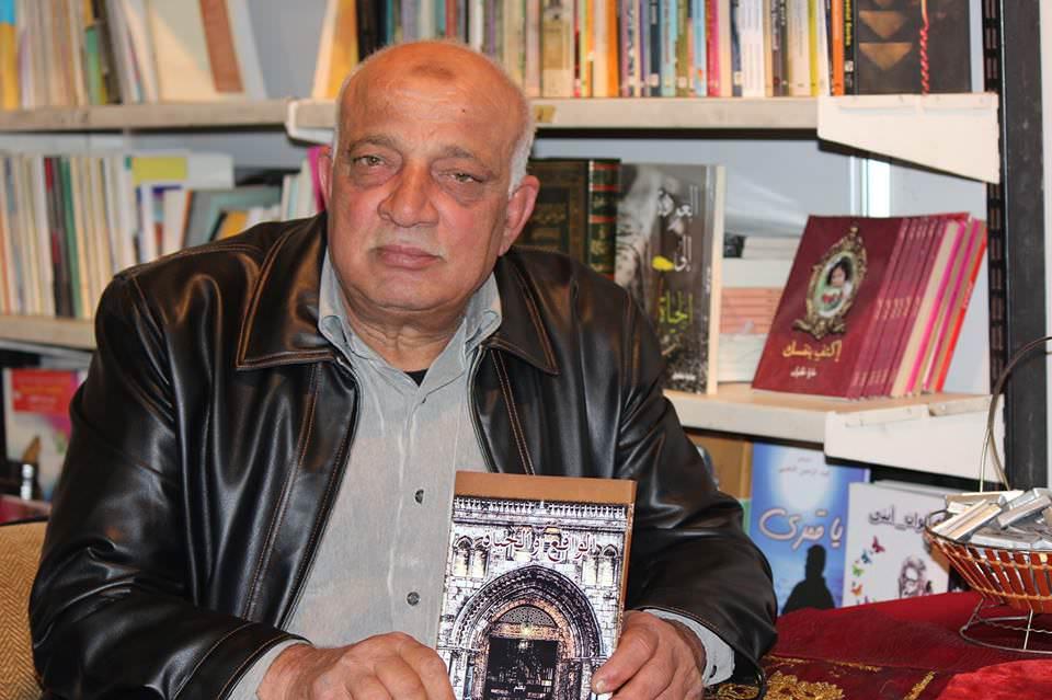 توقيع كتاب جديد للكاتب خالد عودة في معرض طرابلس الدولي