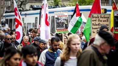 تطور الوجود الفلسطيني في هولندا