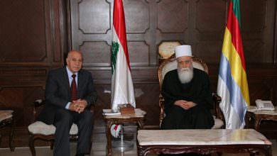 الشيخ نعيم حسن || نقف إلى جانب الحقوق الإنسانية للفلسطينيين في مخيمات لبنان