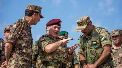 قائد الجيش الأردني يتحدث عن صفقة القرن ويؤكد || الجيش جاهز للتعامل مع أي تحد