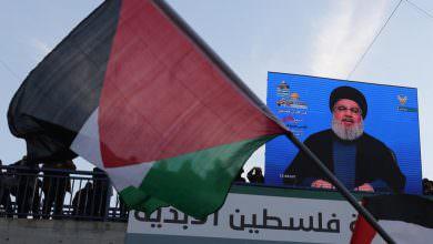 نصر الله يحذر من استغلال مؤتمر البحرين الاقتصادي لتوطين الفلسطينيين