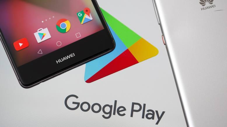 قد يتم القضاء على هواوي من سوق الهواتف الذكية في أوروبا الغربية العام المقبل إذا فقدت إمكانية الوصول إلى غوغل (رويترز)