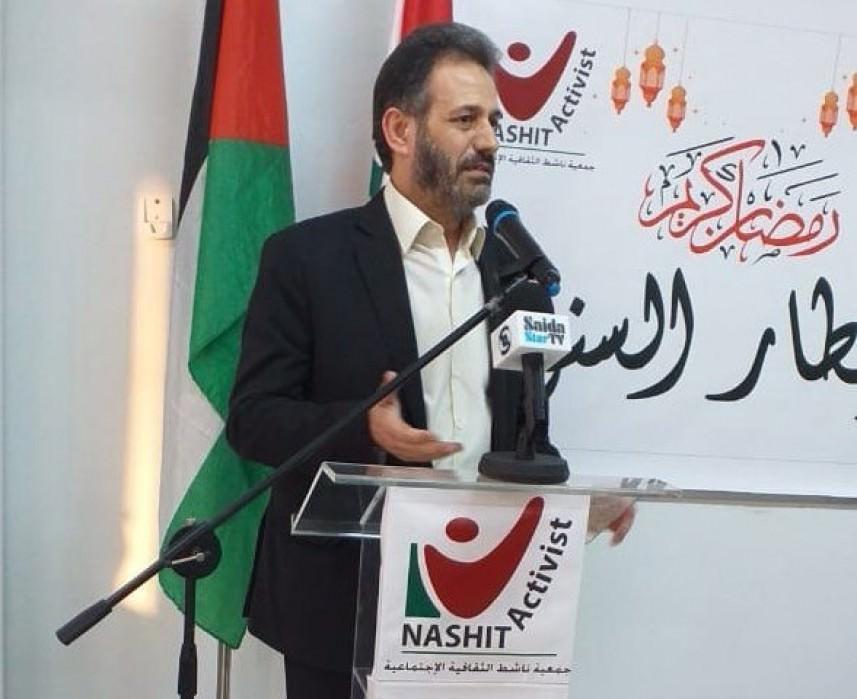 عطايا || السلاح الفسطيني في لبنان وجهته تحرير أرضنا