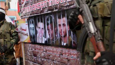 ألمانيا تتوسط لصفقة تبادل أسرى بين حماس وإسرائيل