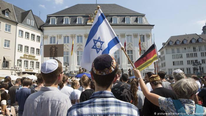 ألمانيا ـ مفوض مكافحة معاداة السامية يدعو لارتداء الكيباه
