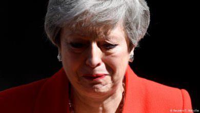 البريكست يطيح بتريزا ماي إلى خارج رئاسة حزب المحافظين