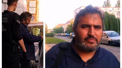 قررت السلطات الألمانية عدم تجديد الإقامة للكاتب الفلسطيني خالد بركات، وأمهلته حتى 31 تموز المقبل، لمغادرة بلادها