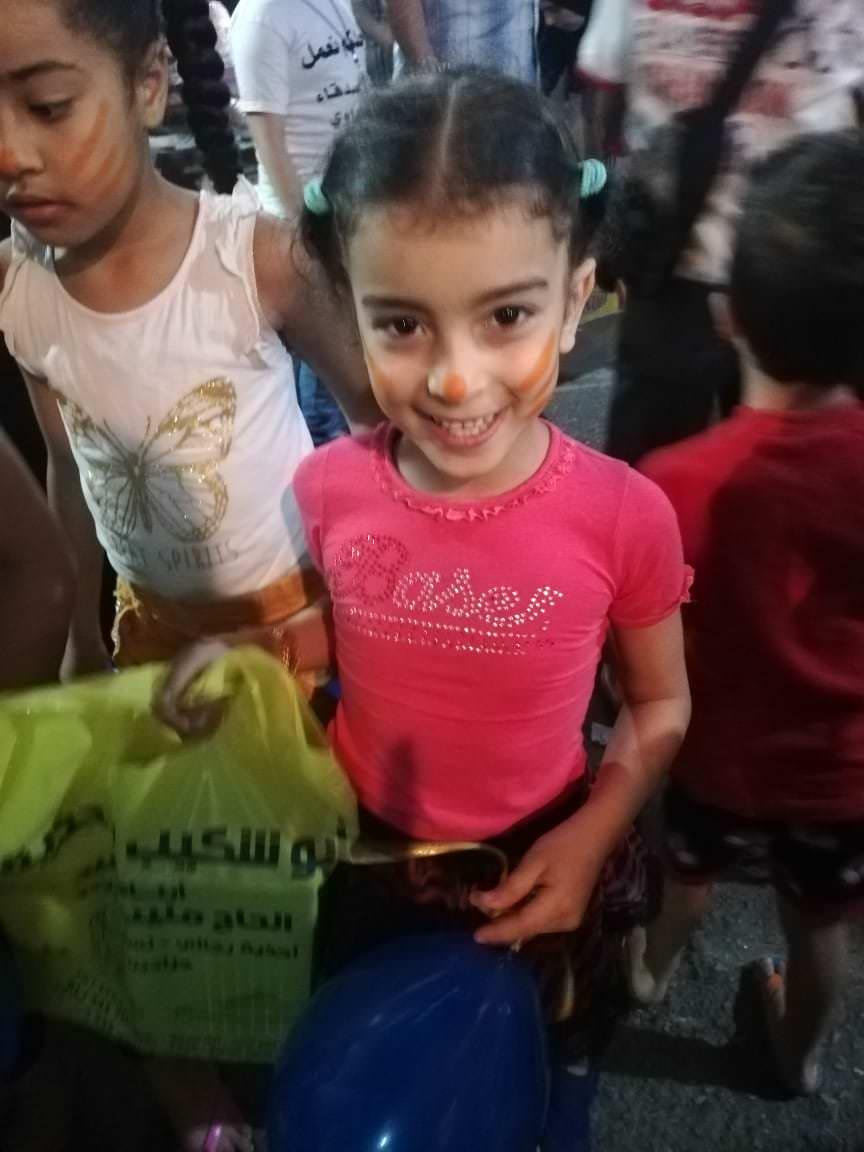 جمعية اصدقاء مخيم البداوي - استراليا - تكاليف مشروع كسوة العيد بلغت حوالي 11500 دولار استرالي