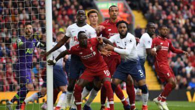 صراع إنجليزي بين توتنهام وليفربول على لقب دوري الأبطال