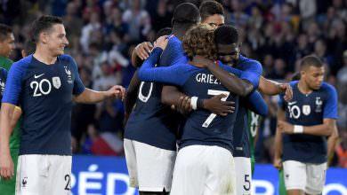 غريزمان يسجل في فوز فرنسا على بوليفيا