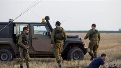 مصادر عبرية || إطلاق صاروخين من سوريا باتجاه الجولان