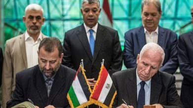 حماس تعلق على الجهود المصرية لإتمام ملف المصالحة